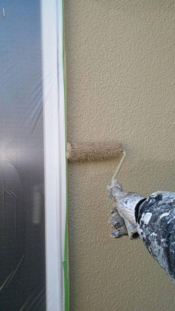 外壁塗装の写真